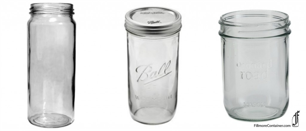 TallJars with WM - Fillmore Container