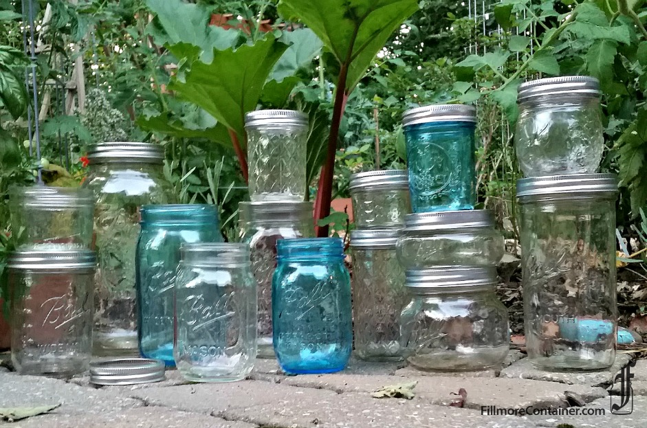 Ball Jars Fillmore Container