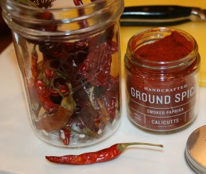 Chipotle Peppers & Calicutts Spice
