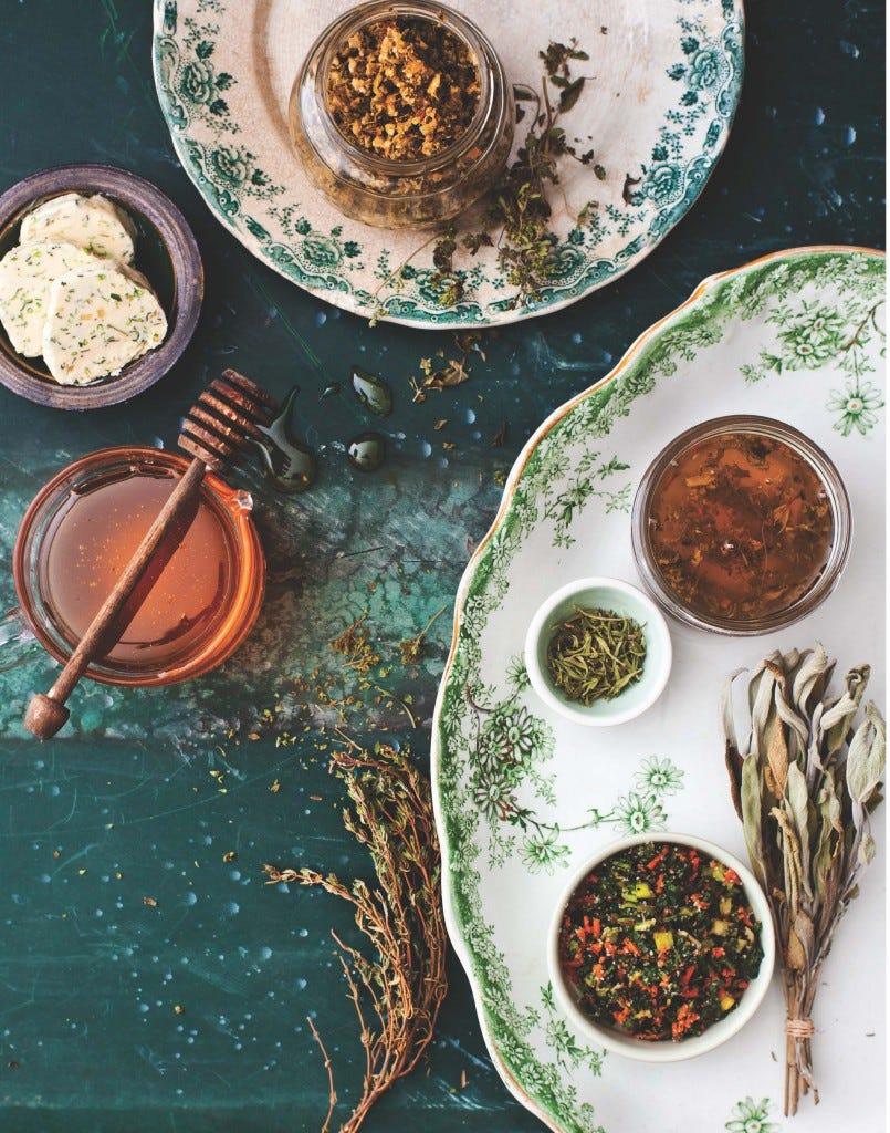 Herbs - Batch