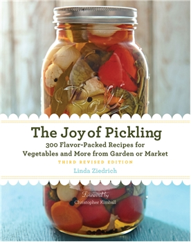The Joy of Pickling- Fillmore Container