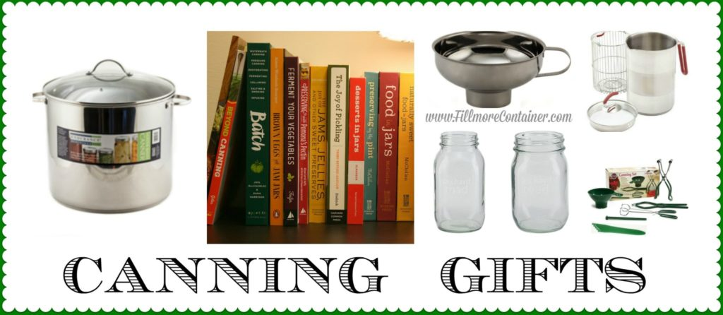 Canning Gift Ideas - Fillmore Container