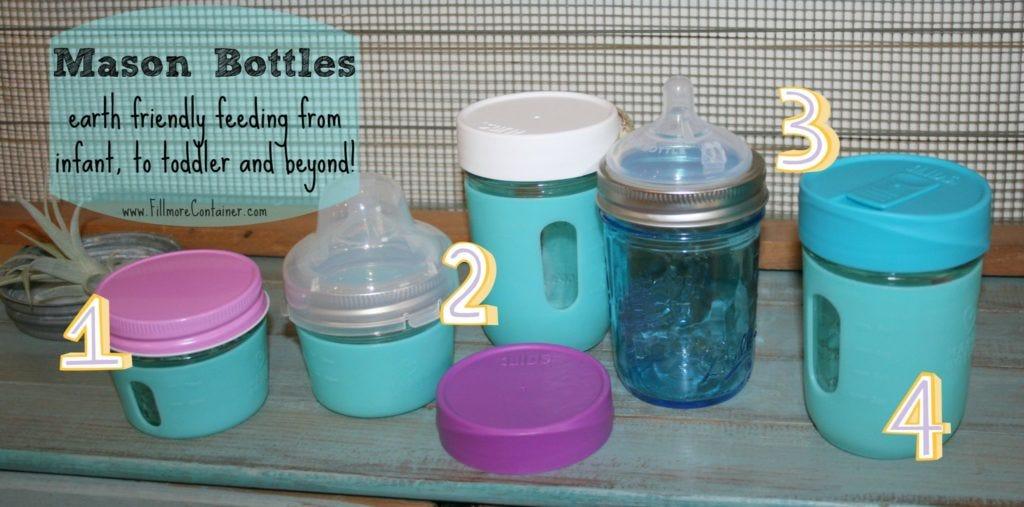 Mason Baby Bottles