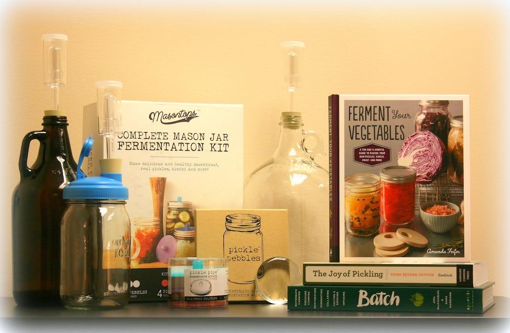 Ferment Supplies