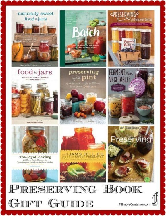 Preserving Book Gift Guide