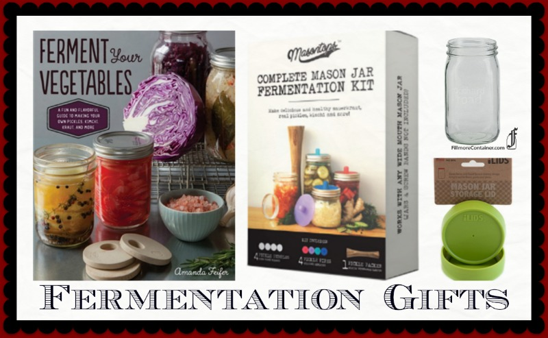 Fermentatioin Gift Ideas
