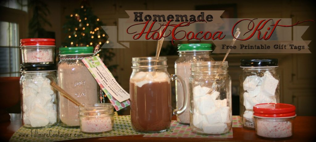homemade-christmas-hot-cocoa-kit Fillmore Container