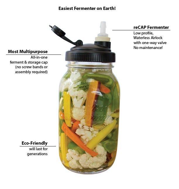 recap fermenter