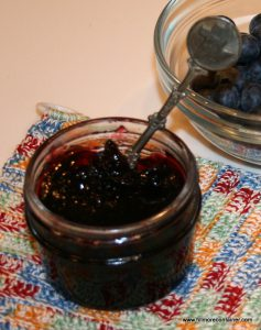 Blackberry Jam Fillmore Container