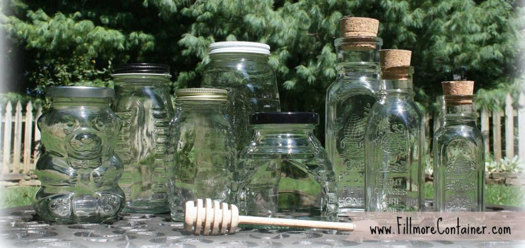 Fillmore Container Honey Jar Collection 2