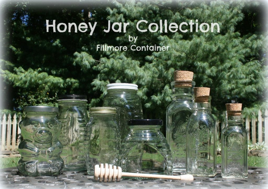Fillmore Container Honey Jar Collection
