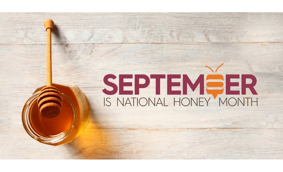 National-Honey-Month