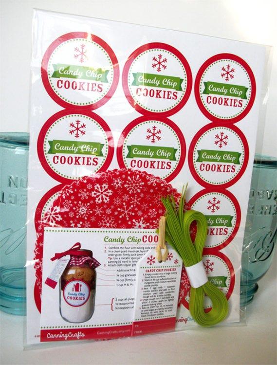 CanningCrafts_christmas Cookie_Mason_Jar_kit
