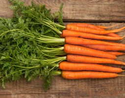 Gerden Fresh Carrots