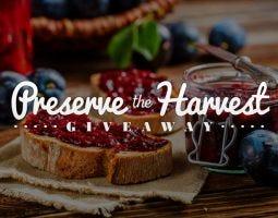Preserve the Harvest Giveaway