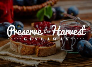 Preserve the Harvest Giveaway