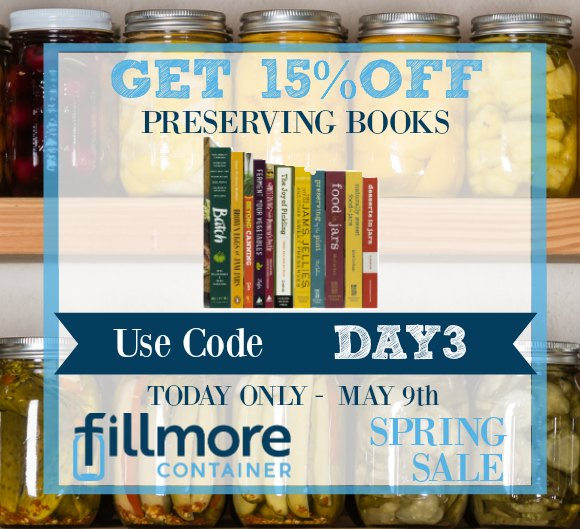 15% Off Books - Day 3