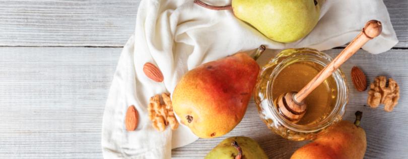 Pear Ginger Honey