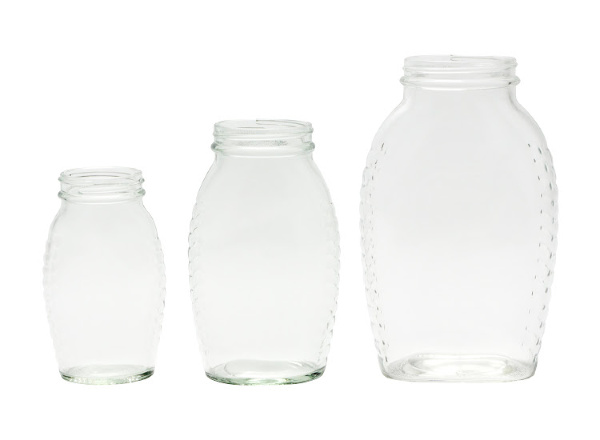 Queenline Honey Jar