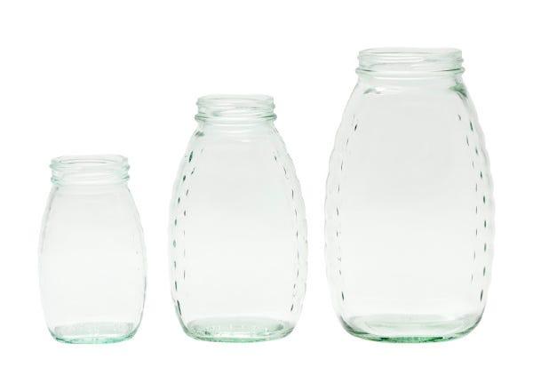 Classic Style Honey Jars