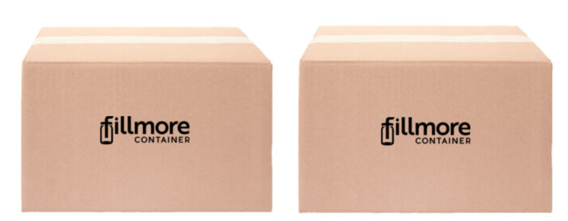Free Shipping Fillmore Container