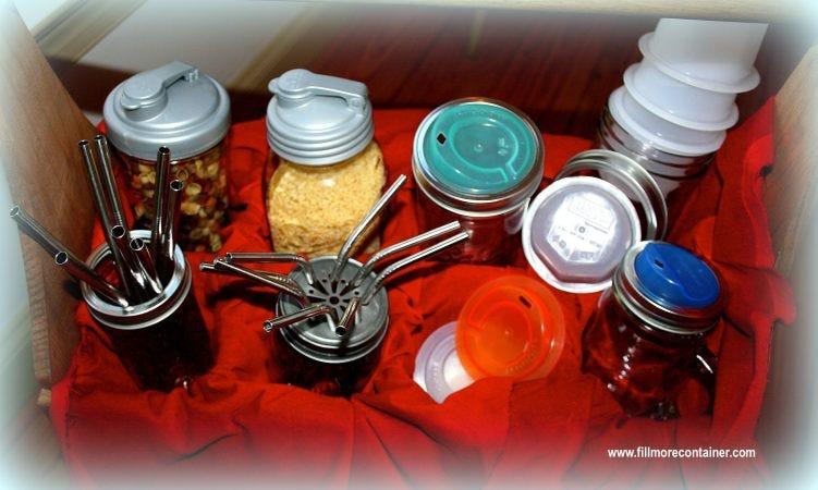 Christmas Mason Jar Ideas