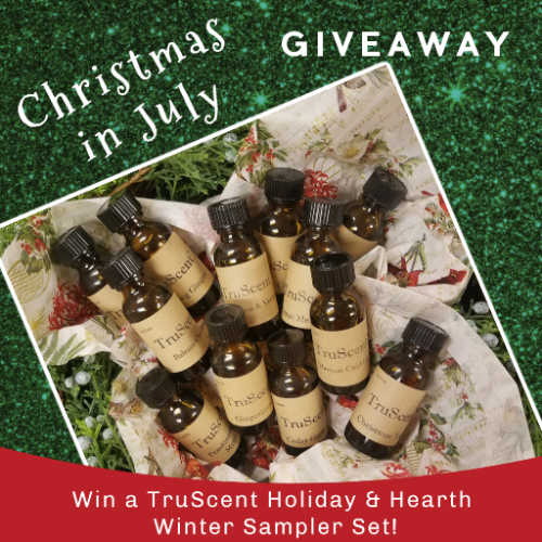 Christmas in July - Giveaway