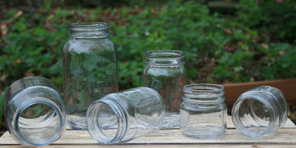 Anchor Hocking Jars