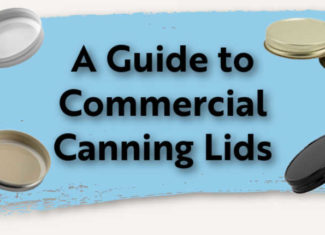 Commercial Canning Lids