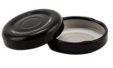 38-Black-Button-Metal-LidFillmore Container