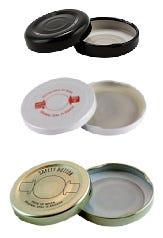 Button Lids - Fillmore Container
