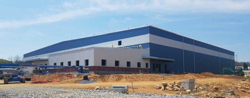 Fillmore New Facility-April