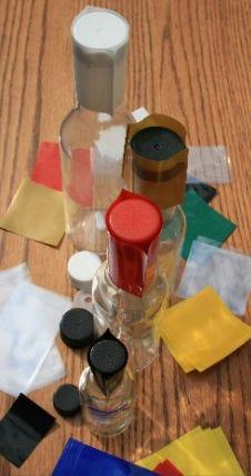 Shrink bands and woozy bottles