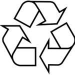 glass recycle logo-reduce waste