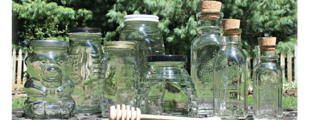 Fillmore Container Honey Jar Options