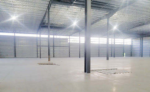 Fillmore Container new warehouse 2021