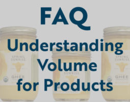FAQ-Volume for products