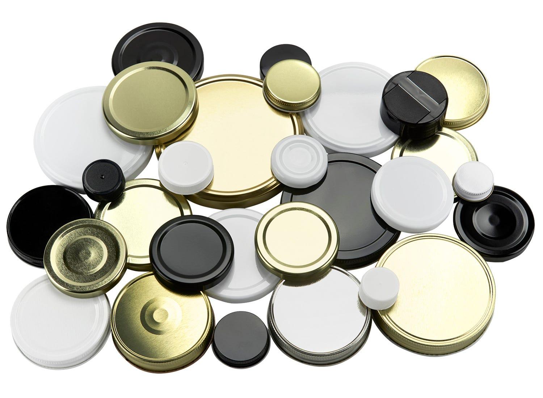 Bulk & Wholesale Lids & Caps