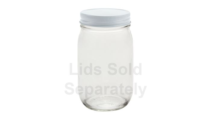 16 oz Economy Jars 70-450 Finish