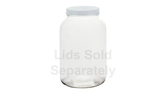 Gallon Wide Mouth Jars 110-400 Finish