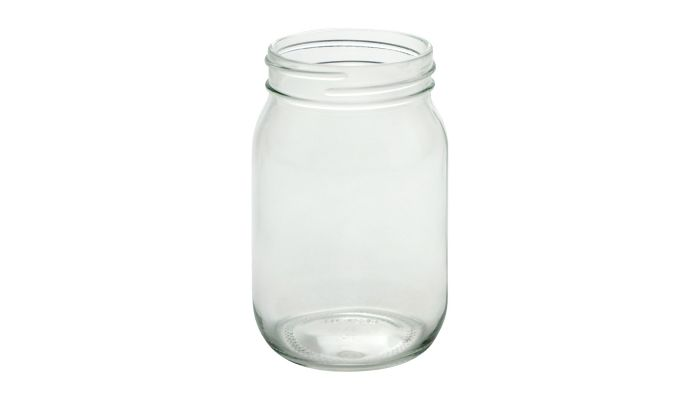 Plastic Mason Jars 16oz. 16