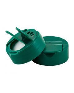 48-485 Green Plastic CT Pour Sift Cap