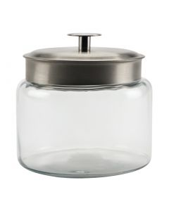 64 oz Montana Jar w/Stainless Steel Lid