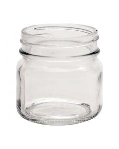 Anchor Hocking 8 oz Mason Jar (Case of 12) - Fillmore Container