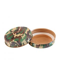G70 CT Camo Button Hi-Heat PlastisolRC-G70 C Hi-Heat