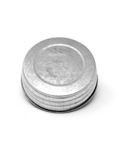 Mason Jar Lids - Galvanized - Fillmore Container