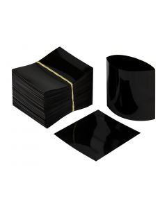 Black Heat Shrink Bands for Bottles with 28mm Finish (Pack of 250) - Fillmore Container