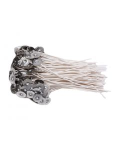 Premier 790 Wick, High Melt Natural Coating, 6""