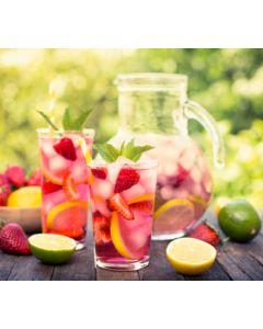 Strawberry Twist TruScent Fragrance Oil - Fillmore Container