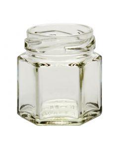 1.5 oz Hexagon Jar (Case of 24) - Fillmore Container